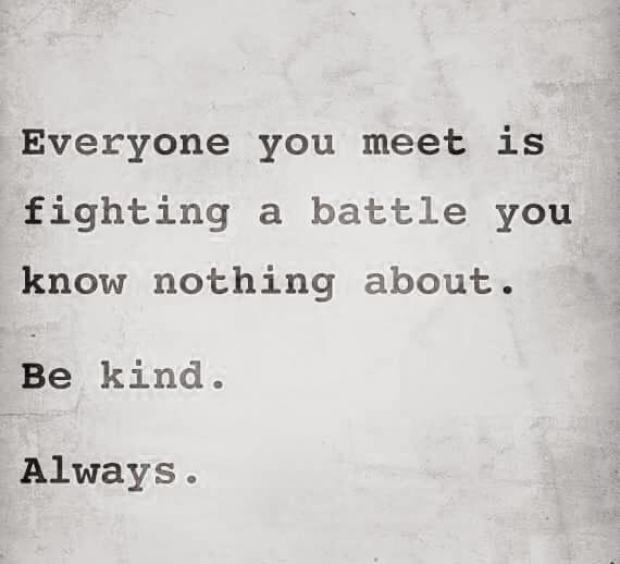 BeKind Always