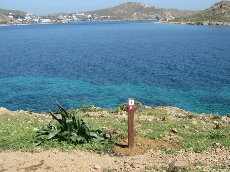 Patmos Greece  City new picture : Another hiking trip at Patmos Greece from Paths of Greece.