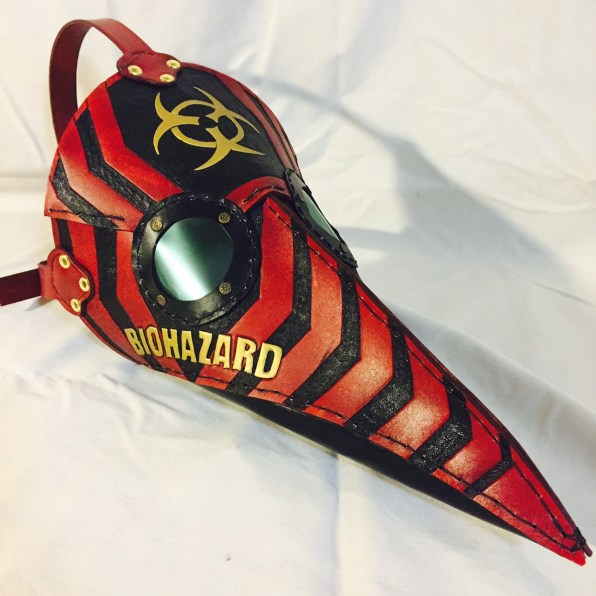 Biohazard Plague Doctor Mask