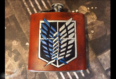 Survey Corps Flask
