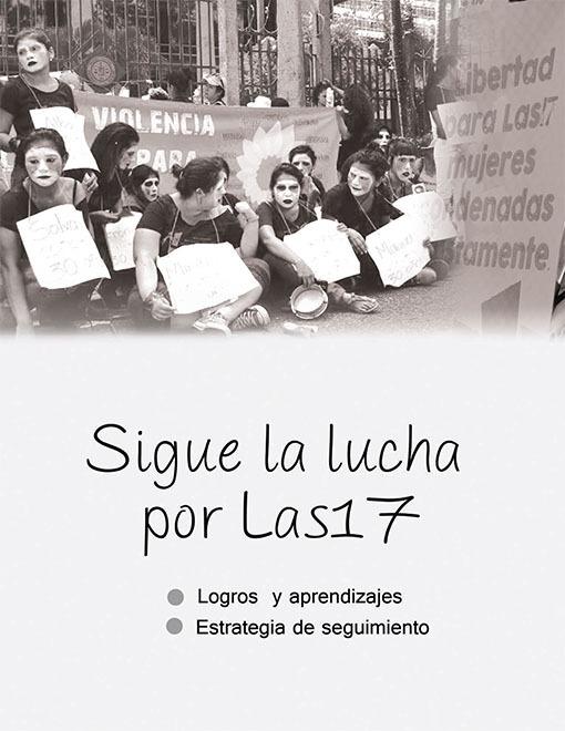 Sigue la lucha por la libertad de Las17+