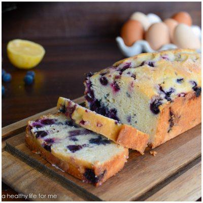 Lemon-Blueberry Bread