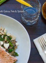 salmon-quinoa