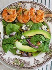 shrimp-cilantro