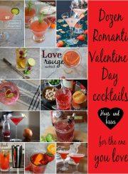 Valentine's Day Cocktail Roundup