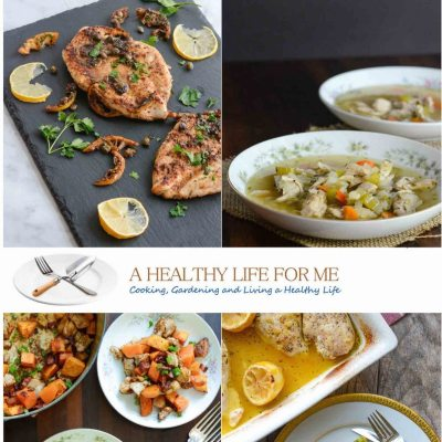 Healthy Chicken Recipes for Dinner