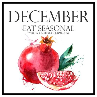Seasonal Produce Guide for December