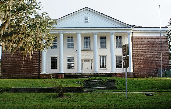 Old Monticello HIGH SCHOOL