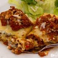 Pepperoni Lasagna Rolls