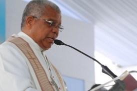 Arzobispo  Ozoria dice que ni en el trabajo se está seguro