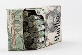 dinero tabaco