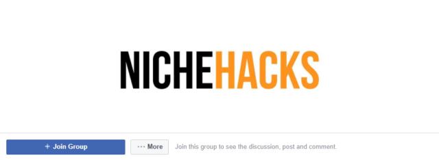 NicheHacks Private Mastermind group