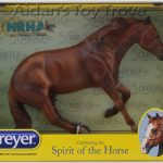 Breyer NRHA 50th Anniversary Edition 1766