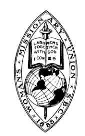 WMU symbol from 70's Kingdom of God