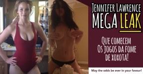 Jennifer Lawrence: Todas as Fotos do LEAK