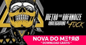 MΞ†ЯØ : Underground as Fuck ft. RaffaNoize