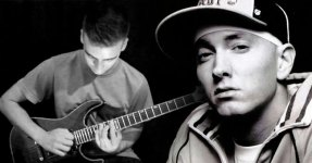 Jovem Português Faz Mashup Épico de EMINEM na Guitarra Eletrica