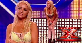Lorna Bliss: A Maior Putéfia do X-FACTOR