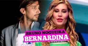 Bruno Nogueira goza com a Bernardina