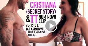 TT e Cristiana da CASA DOS SEGREDOS em Novo Clip