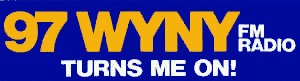 97.1 FM New York 103.5 FM New York WYNY WQHT New York 97 Bruce Bradley Jack Welby WBZ 1030 AM Boston