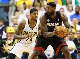 Paul George vs. LeBron James