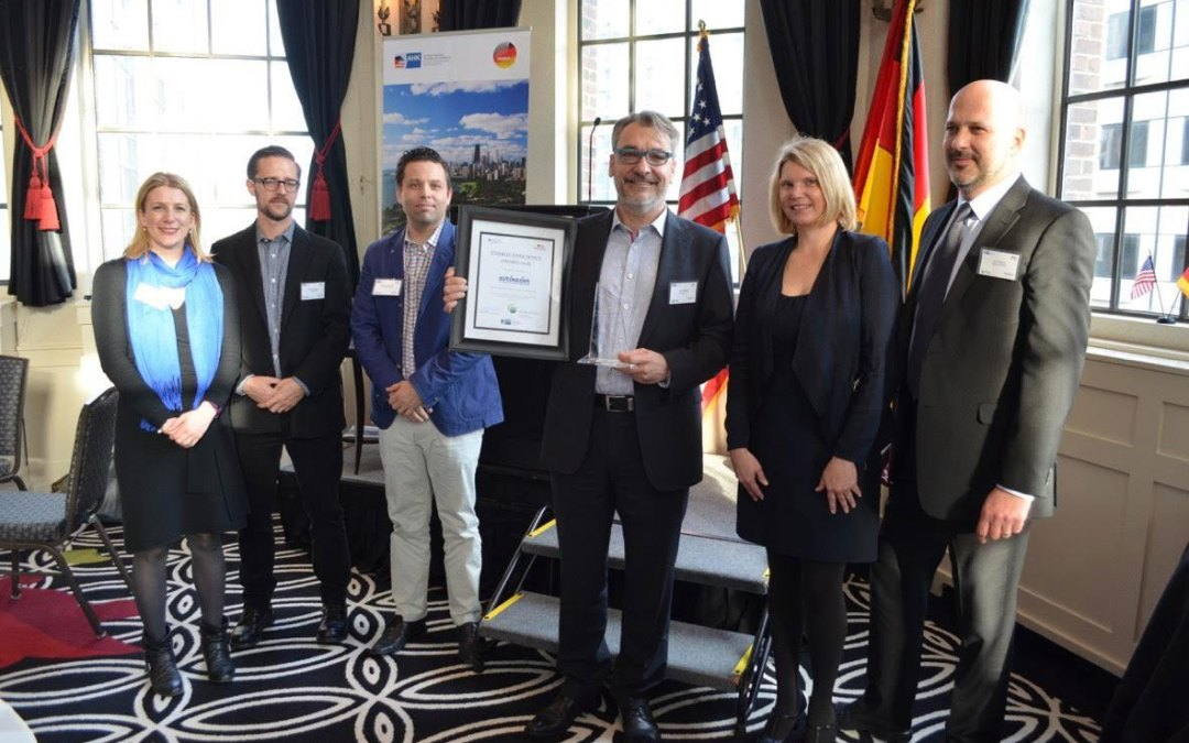 Airleader Wins 2016 Energy Efficiency Award Challenge