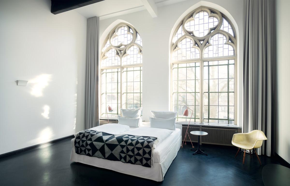 Top Design Hotels This Hotel Blends Architecture Design Victorian Gothic Interior Design Gothic Interior Design Elements houzz-03 Gothic Interior Design