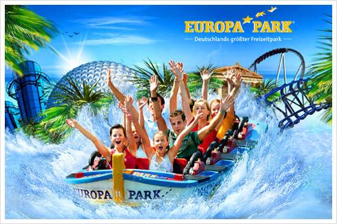 europapark Wirtschaftskrise trifft Europapark