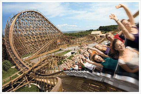 mammut Die Coaster unserer Tour   Teil 1