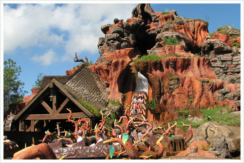 Splash Mountain 03 Der Splash Mountain feiert sein 20. Jubiläum!