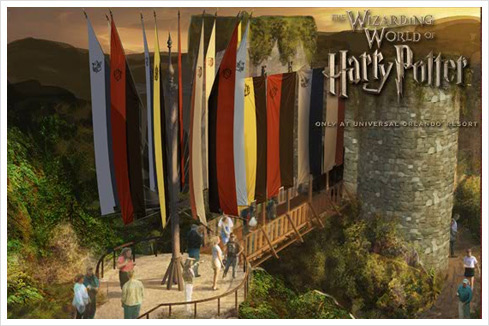 Wizarding World Concept 6 Neues Wizarding World Video und Concept Arts