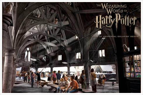Wizarding World Concept 9 Neues Wizarding World Video und Concept Arts