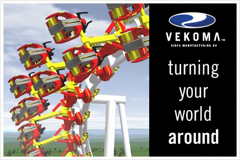 vekoma dragonfly Dragon Fly   Vekomas neueste Coaster Innovation (?)