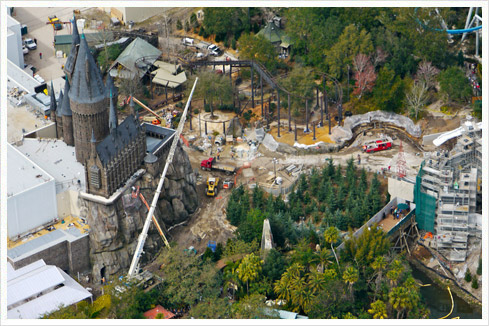 wizarding world 44 The Wizarding World of Harry Potter – Februar Update