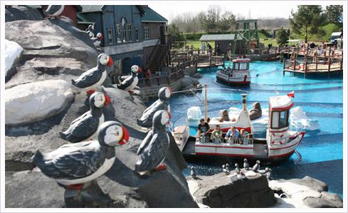 Whale Adventures 03 Europa Park: Wasserspaß in Island!