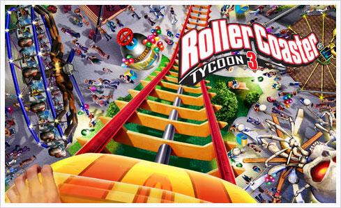 rollercoaster tycoon Rollercoaster Tycoon kommt ins Kino?