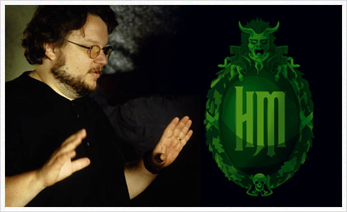del toro haunted mansion 01 Guillermo del Toro verfilmt Disney's Haunted Mansion Attraktion