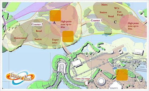 thorpe park 2016 2 Thorpe Park: Zwei neue Achterbahnen bis 2016