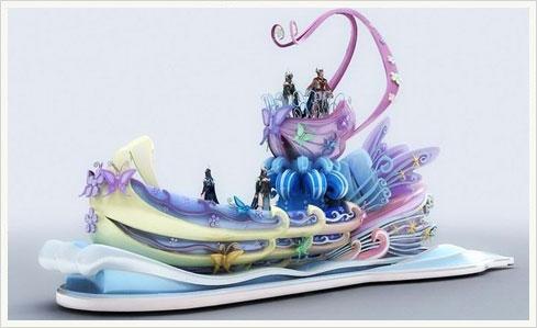 world joyland 06 World Joyland – Chinas Freizeitpark für Anime und MMO Fans
