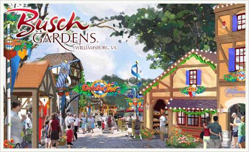 busch gardens va 2011 01 Busch Gardens Williamsburg veröffentlicht Zweijahresplan
