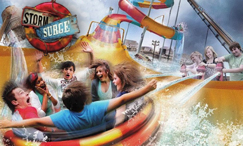 "storm surge 01 Thorpe Park – ""Storm Surge"" kommt, Octopus Garden geht"