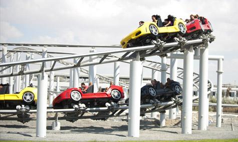 ferrari world fiorano gt hallenge Ferrari World   Abu Dhabi war nur der Anfang, weitere Parks folgen!