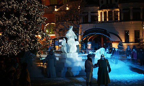 Phantasialand Die Magische Rose Airtimers Weihnachtszauber – Phantasialand