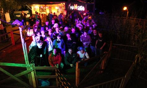 Horror Nacht2 Der Fasching des Horrors   Horror Nacht auf Stettenfels