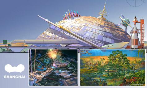 disneyland shanghai 04 Disneyland Shanghai   Wenn Superlative nicht mehr ausreichen