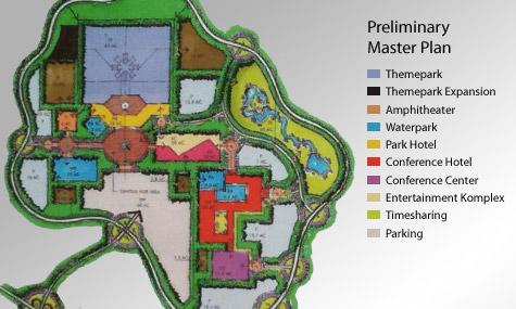 Festival Tennessee Themepark Masterplan1 Festival Tennessee – Erste Infos über den neuen US Freizeitpark!