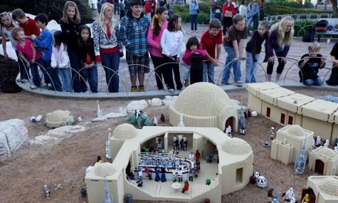 Legoland Star Wars Miniland 05 475x285 Prinzessin Leia und die Eröffnung des Star Wars Miniland in Kalifornien