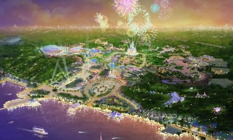 Shanghai Disney Resort Artwork 475x285 Shanghai Disney Resort   Die Bauarbeiten haben begonnen!