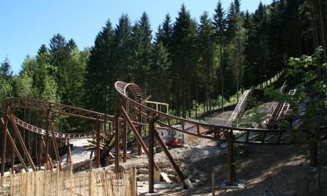Gipfelstürmer2 Achterbahn Neuheiten 2011